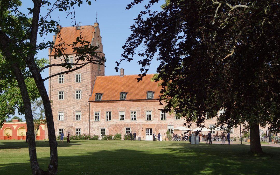 Sommar på slottet